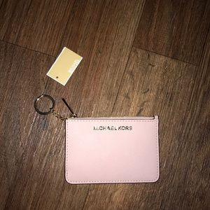 Michael kors coin/key chain